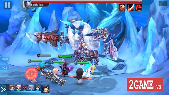 Dòng người tấp nập thượng đài đấu tướng trong ngày Thần Long 3Q Mobile ra mắt 6