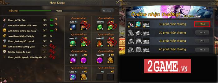 Có một thế giới võ lâm bình dị trong webgame Kiếm Định Thiên Hạ 1