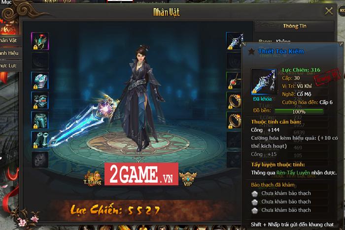 Có một thế giới võ lâm bình dị trong webgame Kiếm Định Thiên Hạ 2