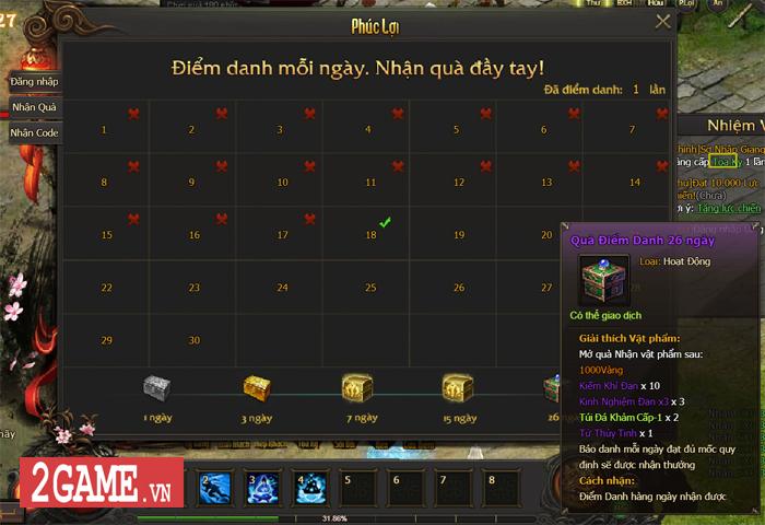 Có một thế giới võ lâm bình dị trong webgame Kiếm Định Thiên Hạ 3