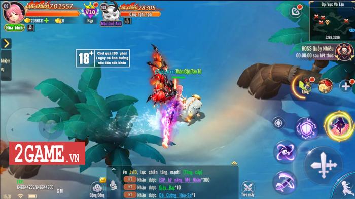 Game nhập vai Đại Kiếm Vương Mobile ấn định thời điểm ra mắt tại Việt Nam 2
