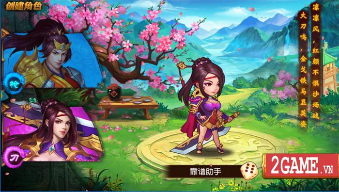 Game đấu tướng chiêu cực chất mang tên Danh Tướng 3Q VNG cập bến Việt Nam 3