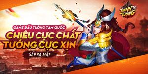 Game đấu tướng chiêu cực chất mang tên Danh Tướng 3Q VNG cập bến Việt Nam