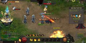 Cảm thụ webgame Kiếm Định Thiên Hạ: Đậm đà hương vị kiếm hiệp Kim Dung
