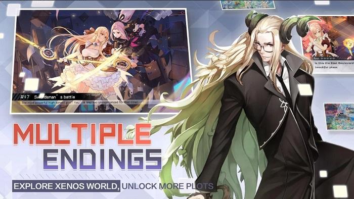 Eternal City - Game nhập vai hành động sở hữu dàn tướng đậm chất Manga 1
