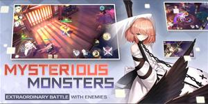 Eternal City – Game nhập vai hành động sở hữu dàn tướng đậm chất Manga