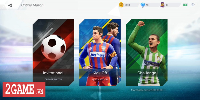 Champion of the Field - Game bóng đá toàn cầu mới ra lò của NetEase 0