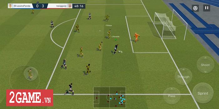 Champion of the Field - Game bóng đá toàn cầu mới ra lò của NetEase 2