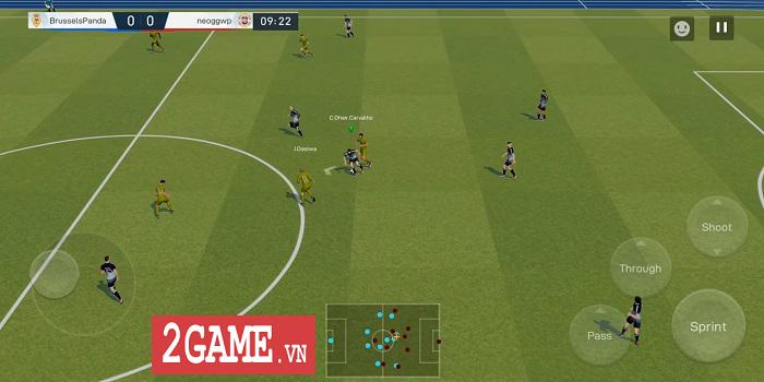 Champion of the Field - Game bóng đá toàn cầu mới ra lò của NetEase 4