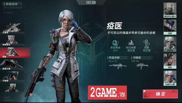 Game mới Disorder của NetEase được lấy cảm hứng từ Apex Legends 3