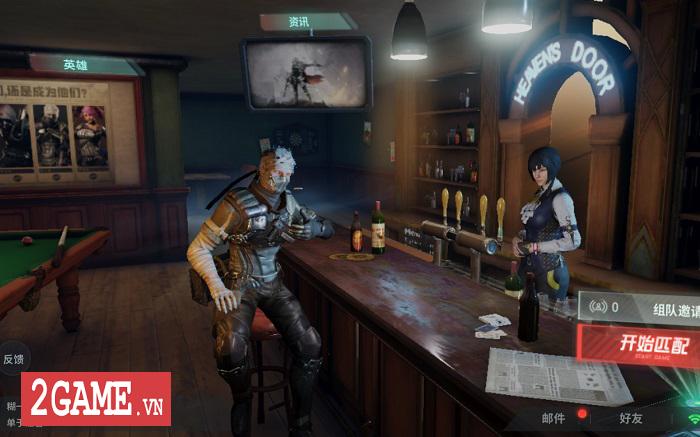 Game mới Disorder của NetEase được lấy cảm hứng từ Apex Legends 5
