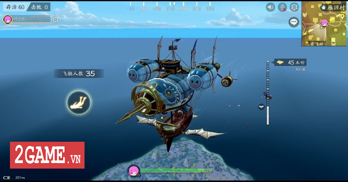 Cảm nhận Eclipse Isle: Game MOBA kết hợp Sinh tồn với nhiều điểm sáng riêng biệt 2