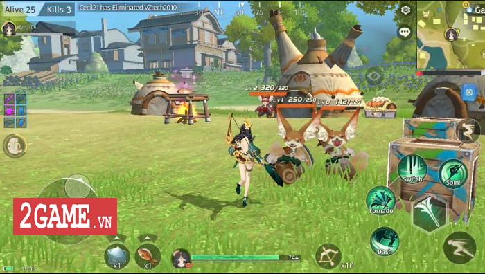Cảm nhận Eclipse Isle: Game MOBA kết hợp Sinh tồn với nhiều điểm sáng riêng biệt 6