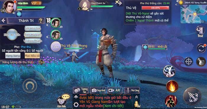 Game nhập vai Liệt Hỏa VNG sắp khai mở hoạt động Công Thành Chiến quy mô 1