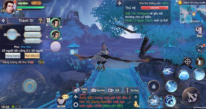 Game nhập vai Liệt Hỏa VNG sắp khai mở hoạt động Công Thành Chiến quy mô 3
