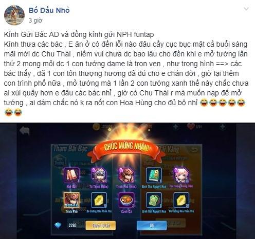 Game đấu thẻ tướng Thần Long 3Q Mobile đang chiếm trọn cảm tình của cộng đồng game thủ 2