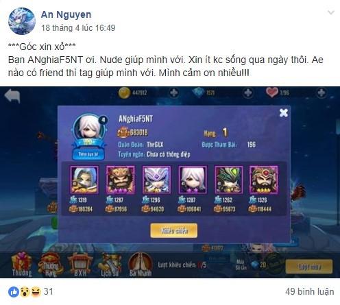 Game đấu thẻ tướng Thần Long 3Q Mobile đang chiếm trọn cảm tình của cộng đồng game thủ 3