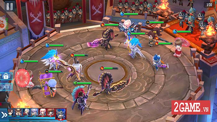 Game đấu thẻ tướng Thần Long 3Q Mobile đang chiếm trọn cảm tình của cộng đồng game thủ 1