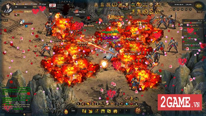 Webgame Kiếm Định Thiên Hạ tái hiện lối chơi game nhập vai kiếm hiệp kinh điển khi xưa 5