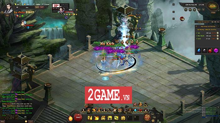 Webgame Kiếm Định Thiên Hạ tái hiện lối chơi game nhập vai kiếm hiệp kinh điển khi xưa 1