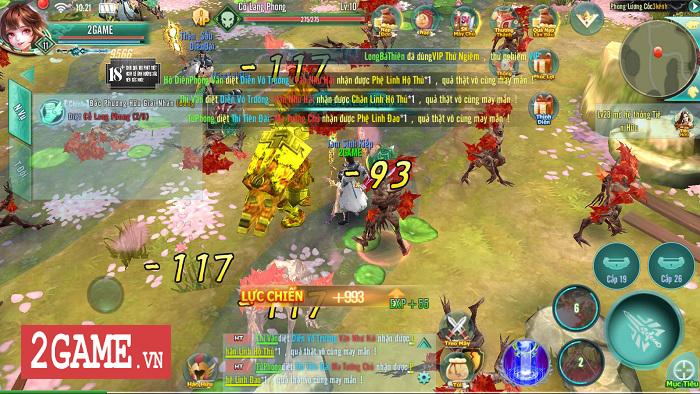 Trải nghiệm Tam Sinh Kiếp Mobile: Tựa game nhập vai tiên hiệp dễ chơi dễ cảm thụ 2