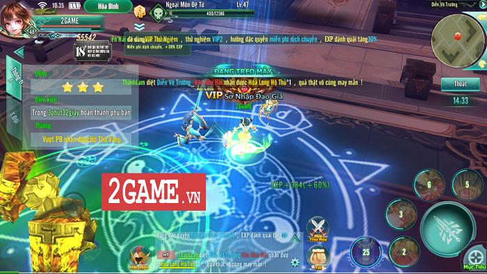 Trải nghiệm Tam Sinh Kiếp Mobile: Tựa game nhập vai tiên hiệp dễ chơi dễ cảm thụ 7