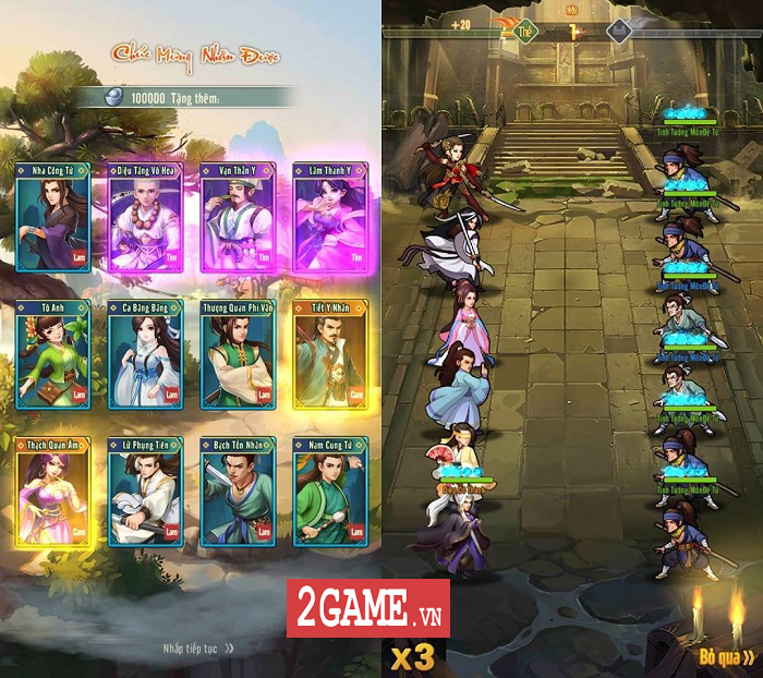 Top 7 game đấu thẻ tướng đang thu hút đông đảo game thủ Việt 1