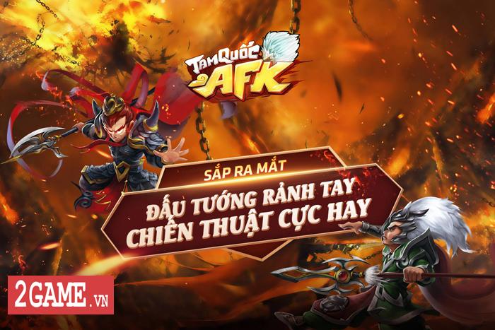 Từ đam mê Idle Heroes nhóm game thủ người Việt này đã tự tay phát triển ra Tam Quốc AFK 0