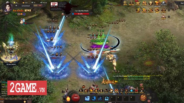 15 sản phẩm game online hay ho đã đến tay game thủ Việt trong một tháng vừa qua 12