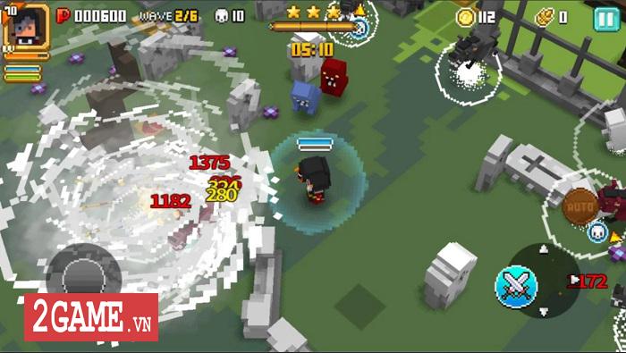 Pixel Knights - Game sinh tồn được thiết kế theo phong cách pixel vui nhộn 1