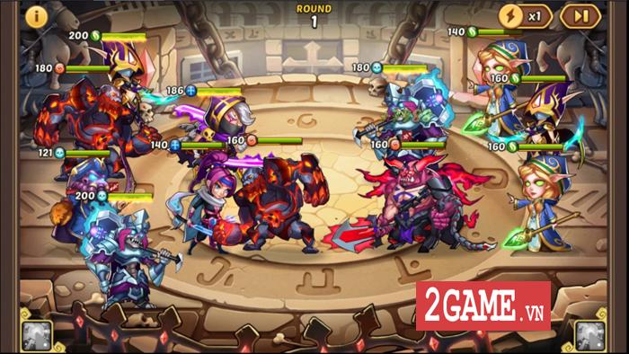 TOP 9 game Idle mang lối chơi đấu tướng rảnh tay dành cho người dùng di động 0