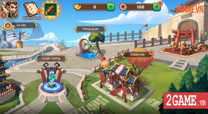 Nhiều game thủ Epic Summoner và Idle Heroes đổ xô sự chú ý sang Tam Quốc AFK 4