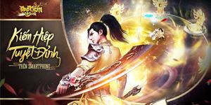 Đao Kiếm Vô Song Mobile thống trị các bảng xếp hạng game sau ngày ra mắt