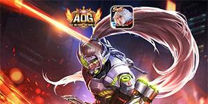 Tặng 777 giftcode game AOG Đấu Trường Vinh Quang MOBA