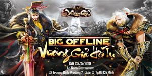 Offline Tam Quốc Vương Giả sẽ được tổ chức linh đình tại TP. Hồ Chí Minh vào tháng 5 tới