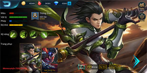 AOG Đấu Trường Vinh Quang MOBA sắp tung ra 2 tướng mới Amara và Kiza