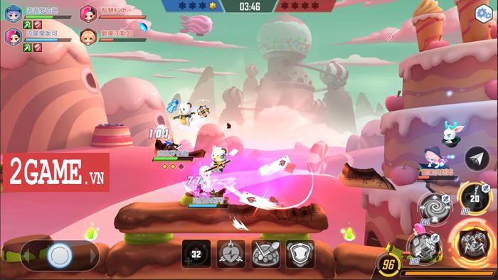 Game bắn tọa độ kết hợp chất chơi MOBA mang tên GunPow 3D về Việt nam 2