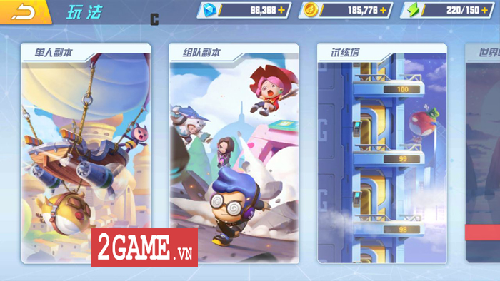 Game bắn tọa độ kết hợp chất chơi MOBA mang tên GunPow 3D về Việt nam 5
