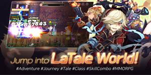 LaTale W – Game nhập vai thế giới mở với những thử thách vô hạn