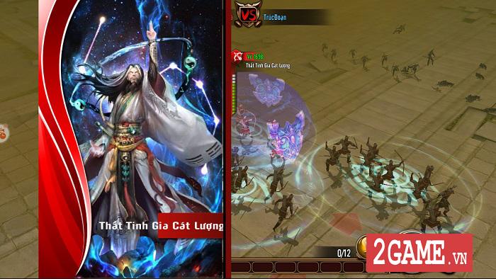 Chân Tam Quốc Mobile chính là game điều binh khiển tướng, đấu trí căng não bậc nhất 2
