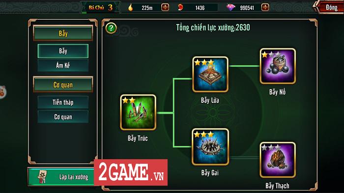 Chân Tam Quốc Mobile chính là game điều binh khiển tướng, đấu trí căng não bậc nhất 5