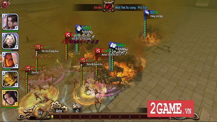 Chân Tam Quốc Mobile chính là game điều binh khiển tướng, đấu trí căng não bậc nhất 3