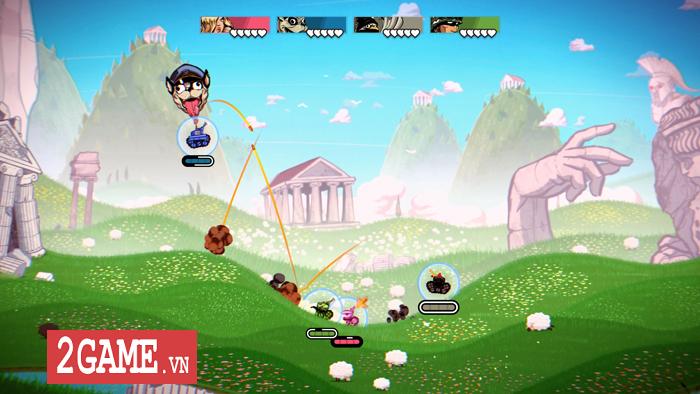 Tank Maniacs - Game bắn tăng đối kháng mang trường phái cổ điển 2