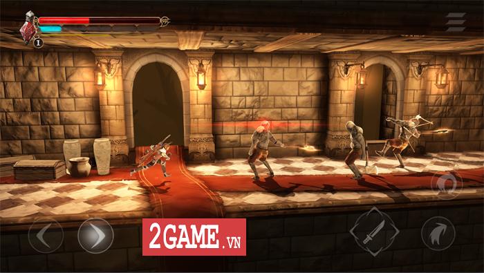 Grimvalor - Game hành động màn hình ngang với cơ chế combo tuyệt đỉnh 0
