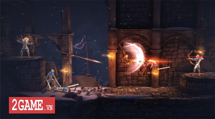 Grimvalor - Game hành động màn hình ngang với cơ chế combo tuyệt đỉnh 1