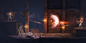 Grimvalor – Game hành động màn hình ngang với cơ chế combo tuyệt đỉnh