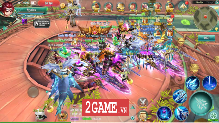 Những gia vị tiên hiệp đặc sệt của game Tam Sinh Kiếp Mobile 0