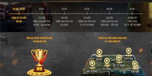 PUBG Mobile tiếp tục tổ chức giải đấu quốc nội Vietnam National Championship với giải thưởng cực khủng