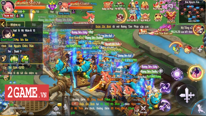 Đánh giá Đại Kiếm Vương Mobile: Lối chơi không nổi bật nhưng rất đầy đủ! 4