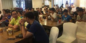 Buổi offline Tam Quốc Vương Giả tại Sài Thành diễn ra thành công với nhiều hoạt động hấp dẫn